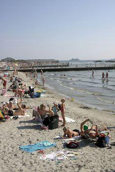 Helsingborg Beach, Sweden