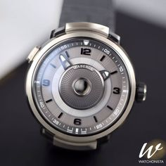 """The artful reinterpretation of the dual time function by Faberge in the Visionnaire DTZ, winner of the """"Travel Time"""" award at the GPHG 2016."""