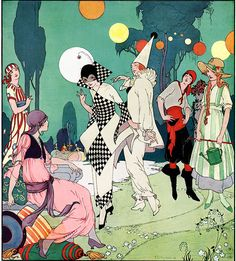 Aubrey Beardsley - Illustration - Art Nouveau