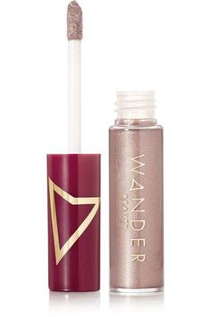 Wander Beauty - Exquisite Eye Liquid Shadow - Mocha - Dark brown - one size