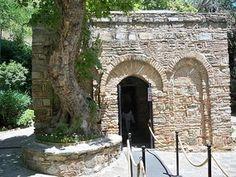 House of the Virgin Mary  Kusadasi Turkey