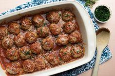 21 Day Fix Turkey Meatballs