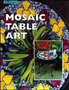 Free Mosaic Patterns for Beginners | Stained Glass Pattern Book Mosaic Table Art | eBay