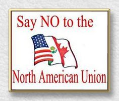 say no to the north american union  INFOWARS.COM  BECAUSE THERE'S A WAR ON FOR YOUR MIND