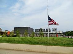 Harley-Davidson Museum: Outside the Harley Museum