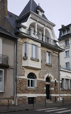 42 rue Félibien - Nantes - France