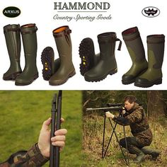 Hammond Country Sporting Goods - We are proud to have been appointed as The Exclusive UK Distributor of Arxus Boots and Viper-flex Rifle Shooting Sticks. These products are unique to the marketplace and offer the discerning field sportsman a range of professional quality equipment. Be sure to visit Hammond Country Sporting Goods At The Great British Shooting Show 2016. #hammondsporting #britishshootingshow #shooting #shooters #shoot #hunters #hunting #hunt #rifles #shotguns #airguns…