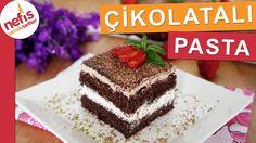 Kakaolu keki ve krem şantisi ile yumuşacık ve lezzetli bir çikolatalı pasta tarifi paylaşıyoruz. Bir çikolata sevenlerdenseniz sizde bu muhteşem çikolatalı p...