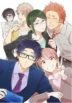 Wotaku ni Koi wa Muzukashii / It's Difficult to Love an Otaku