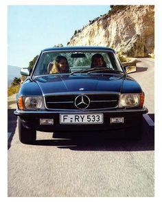 1980 Mercedes Benz 280SLC