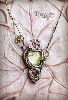 Dawntreader's Jewel by plumevine, via Flickr