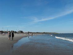 Scarborough Beach by I {heart} Rhody, via Flickr