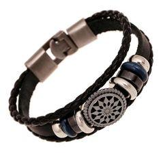Bohemian Leather Bracelet - Active Everyday Carry