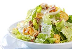 Who doesn't like the flavor of Caesar salad dressing? Many people order this dressing in a restaurant for their regular salad dressing.