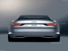 Audi Prologue Concept sketch 7
