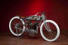 Harley Davidson 8-Valve Board Track Racer
