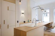 Wunderbar In Beeld: Transformatie Van Een Gelijkvloers Appartement Tot Een  Verrassende Triplex