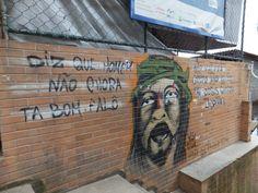 "Rio - Favela ""Santa Marta"""