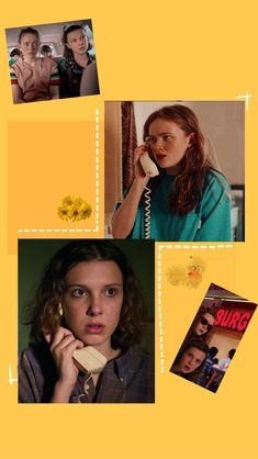 Stranger Things Pins, Stranger Things Netflix, Best Shows On Netflix, Sadie Sink, Cute Anime Guys, Creative Thinking, Aesthetic Wallpapers, Movie Tv, Fangirl