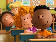 """Forty-seven years ago, """"Peanuts"""" creator Charles M. Schulz made a radical move by introducing the world to the first African-American character to be seen in a comic strip. Peanuts Movie, Peanuts Characters, Peanuts Snoopy, Peanuts Comics, Fictional Characters, Friends Film, Charlie Brown Snoopy, Black Mass, The Revenant"""
