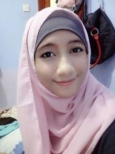 Natural make up.. #ulzzang #hijabulzzang #islamicgirl #얼짱