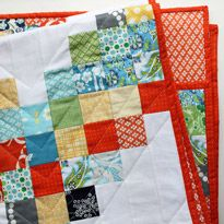 Good Day Sunshine: A Scrappy Quilt Tutorial....this is a really good use of scraps, beautiful