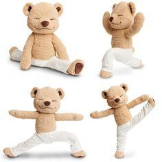 meddy-teddy-poses