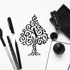 757 Likes, 6 Comments - Betype Calligraphy Drawing, Calligraphy Letters, Typography Letters, Typography Logo, Typography Design, Logos, Inspiration Typographie, Typography Inspiration, Zentangle