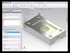 HSMXpress / HSMWorks - WORKING COORDINATE SYSTEMS - YouTube