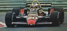 1979 Keke Rosberg, Wolf WR7 Ford