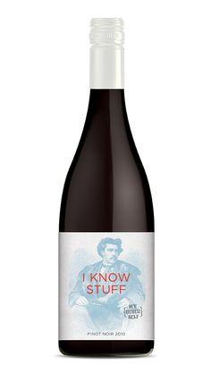 wine packaging, wine label, studio lost