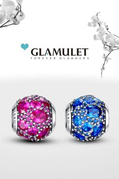 """Birthstone Charms❤ Fits all brands bracelet.Wonderful gifts for family,lover,friends...Get 5% off on www.glamulet.com with coupon code """"PIN5"""" #Glamulet"""