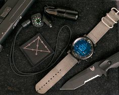 More gorgeous EDC: Oscar Delta (LDK) disruptive thinker patch      LDK SERE (Micro) Type 1.1      Suunto Core w/ Maratac Bands      County Comm Navigator Compass (Rev. 2)