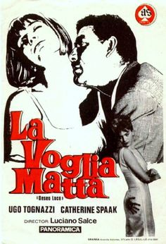 Directed by Luciano Salce. With Ugo Tognazzi, Catherine Spaak, Béatrice Altariba, Gianni Garko. A middle-aged and slightly conservative businessman meets a band of rowdy youths and is smitten by one named Francesca. He is pursuaded to join their party and even pay for most of it, as he finds himself strangely attracted to Francesca, who seems his complete opposite.