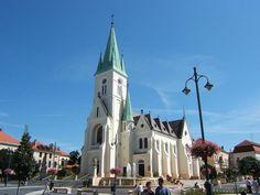 Nagyboldogasszony Székesegyház - Kaposvár