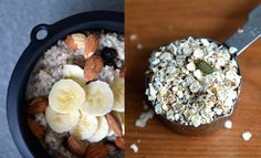 Athlete Food: Pre-Race Breakfast - Ancient Grain Oatmeal - Wassner Twins -