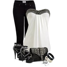 Untitled #389, created by missyalexandra on Polyvore