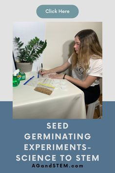 Is there anything better than germinating seeds with children? This post has three simple germinating experiments allowing children to experience first-hand what climatic factors seeds require. Then move from just the science and into the world of STEM, using a design brief. Take your newfound knowledge and use it to design a seed-raising 'building' that enhances the climatic factors required for germination. #knowledge #training #students #student #life Steam Activities, Hands On Activities, Science Activities, Educational Activities, Earth Science, Life Science, Elementary Education Activities, Seed Raising