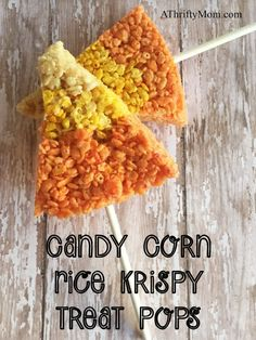 candy corn rice kris