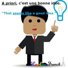 This common #French expression isn't actually French at all. #learnfrench #lawlessfrench Latin Phrases, French Phrases, Real Life Video, Idiomatic Expressions, French People, French Expressions, French Teacher, French Immersion, French Lessons