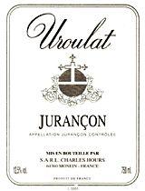 Clos Uroulat - Late harvest sweet style wine...yummm!