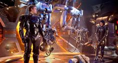 The Movie 11 July 2013 - Pacific Rim: Inside Gypsy Danger