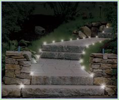 ideas outdoor patio lights-#ideas #outdoor #patio #lights Please Click Link To Find More Reference,,, ENJOY!! Driveway Lighting, Pathway Lighting, Backyard Lighting, Exterior Lighting, Landscape Lighting, Outdoor Lighting, Lighting Ideas, Led Garden Lights, Jacuzzi Outdoor