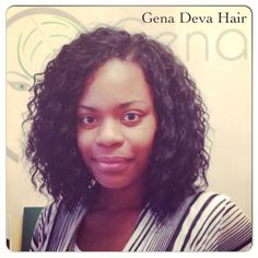 Crochet Braids In Brooklyn : Crochet braids @ Gena Deva Hair Salon #organicsalon #hairextensions ...