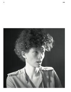 Tilda Swinton: Dazed & Confused May 2010