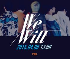 "FTISLAND teases with ""WE WILL"" announcement"