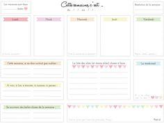Fashion and Lifestyle Planner Organisation, Organization Bullet Journal, Budget Organization, Diy Agenda, Agenda Planner, Weekly Planner, Planner Diy, Planner Ideas, Filofax
