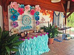 Mesa Vaiana y marinera, hacemos todo tipo de decoraciones y personalizaciones