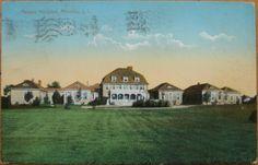Mrs. O. H. P. Belmont (nee Mrs. Alva Erskine Smith Vanderbilt) contributed a total of $ 100,000 to the Nassau Hospital-Mineola, Long Island, NY.