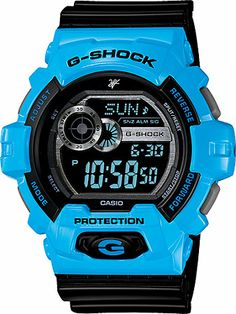 G-Shock GLS-8900LV-2 Louie Vito G-LIDE LTD Digital Watch